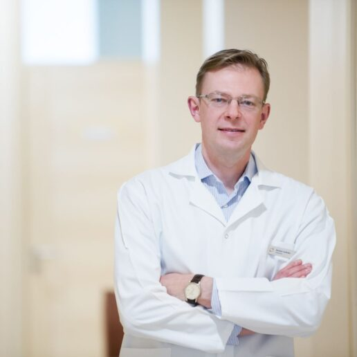 Northway Anesteziologas Marijus Sodeika