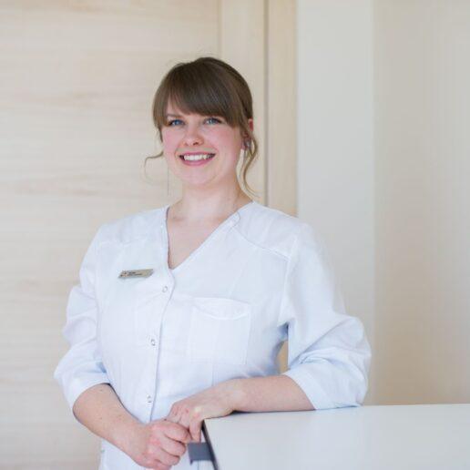 Northway Burnos Higienistė Monika Simonavičiūtė