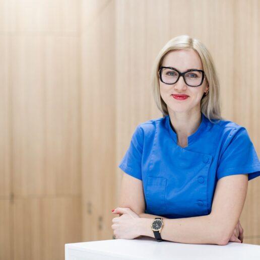 Northway Odontologė Kamilė Budienė