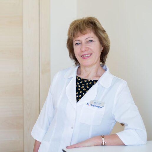 Northway Vidaus Ligų Gydytoja Janina Kizelienė