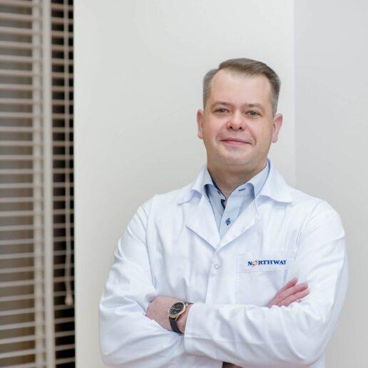 Northway Ortopedas Traumatologas Mindaugas Bakša